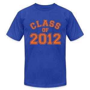 Class of 2012 T-Shirt - Men's Fine Jersey T-Shirt