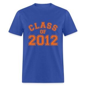 Class of 2012 T-Shirt - Men's T-Shirt