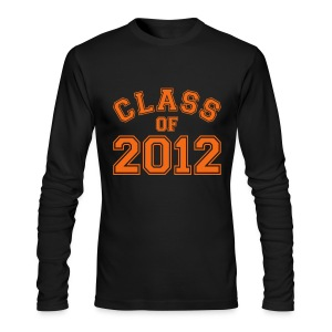 Class of 2012 Long Sleeve - Men's Long Sleeve T-Shirt by Next Level