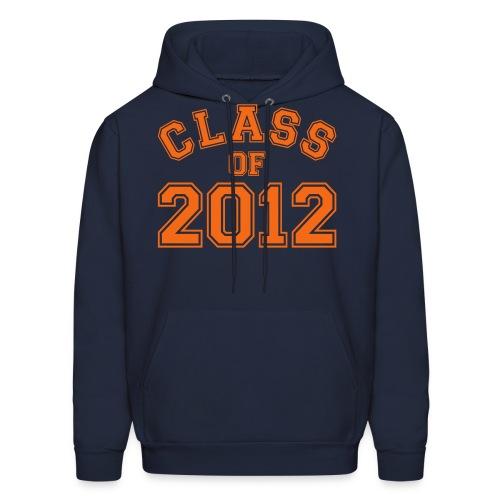 Class of 2012 Hooded - Men's Hoodie