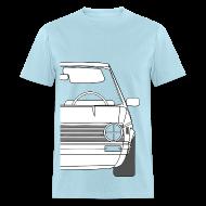 T-Shirts ~ Men's T-Shirt ~ Automotive Classic: Dub MK1, Stanced