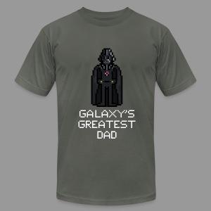 Galaxy's Greatest Dad 1 - Men's Fine Jersey T-Shirt