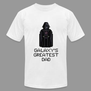Galaxy's Greatest Dad 2 - Men's Fine Jersey T-Shirt