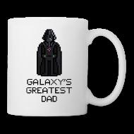 Mugs & Drinkware ~ Coffee/Tea Mug ~ Greatest Dad Mug
