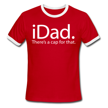 iDad - There's a Cap For That - iSpoof