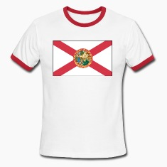 great seal of the state of florida t shirt