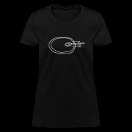 T-Shirts ~ Women's T-Shirt ~ Ham Infographic Women's Standard Weight T-Shirt