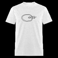 T-Shirts ~ Men's T-Shirt ~ Ham Infographic Men's Standard Weight T-shirt