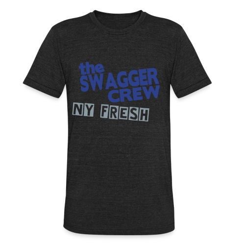 The Swagger Crew - Unisex Tri-Blend T-Shirt