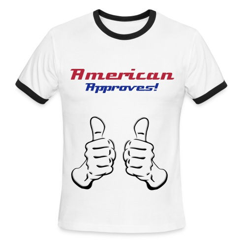 American Approves - Men's Ringer T-Shirt