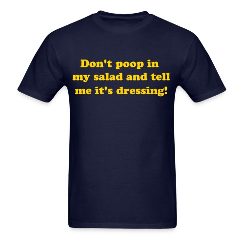 Salad - Men's T-Shirt