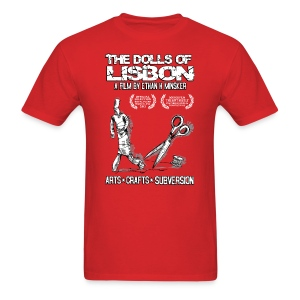 The Dolls of Lisbon, Design by Un Lee - Men's T-Shirt