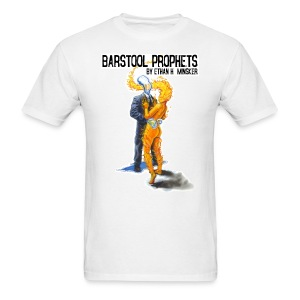 Barstool Prophets, Design by Dan Krupin - Men's T-Shirt
