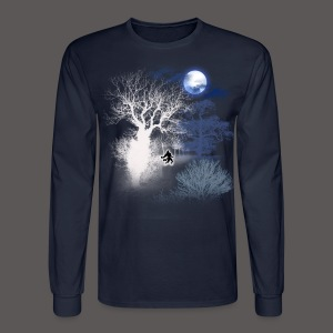 HOWLING MOON - Men's Long Sleeve T-Shirt