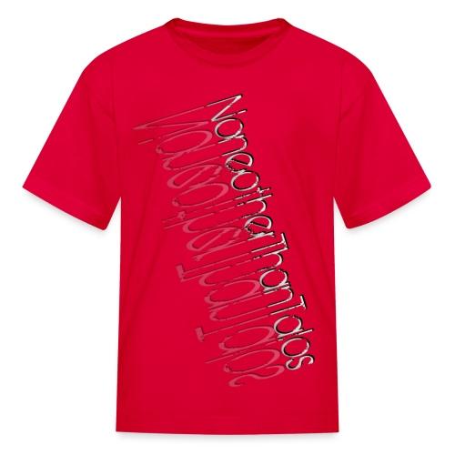 NoneotherThanTalos - Kid's - Kids' T-Shirt