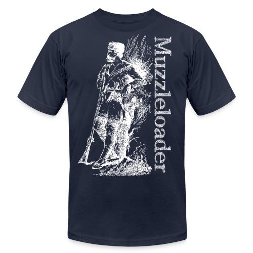 Muzzleloader - Men's Fine Jersey T-Shirt