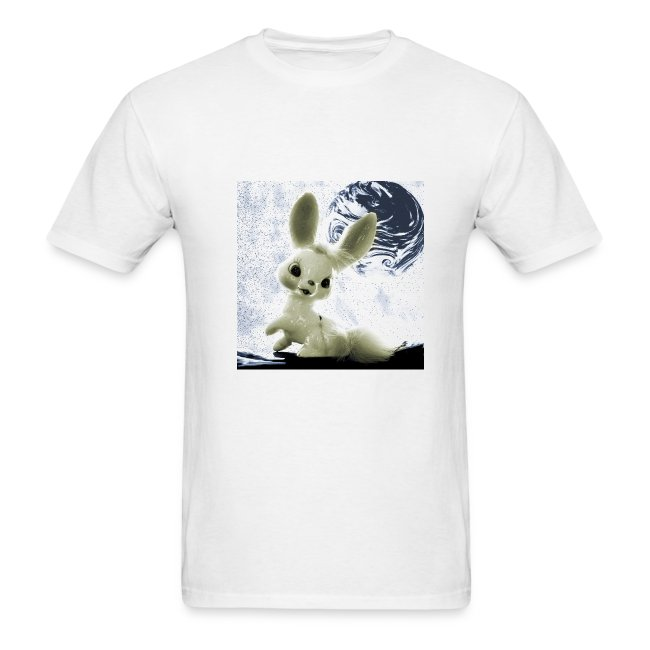 Space Bunny White