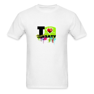 Love Satv - Men's T-Shirt