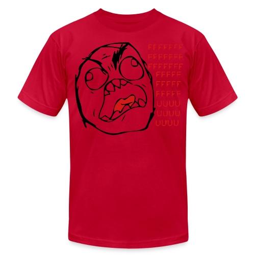 Men T-Shirt FUUU - Men's Fine Jersey T-Shirt