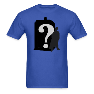 T-Shirts ~ Men's T-Shirt ~ Doctor Who?