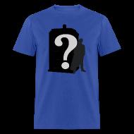 T-Shirts ~ Men's T-Shirt ~ Doctor Who?