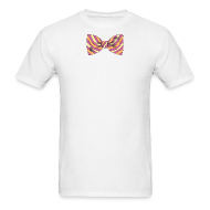 T-Shirts ~ Men's T-Shirt ~ Bow Tie
