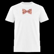 T-Shirts ~ Men's T-Shirt ~ Bow Tie