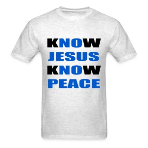 KNOW - Men's T-Shirt