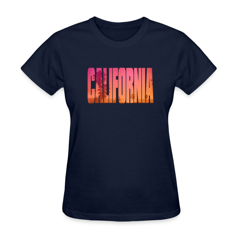 california t shirt spreadshirt. Black Bedroom Furniture Sets. Home Design Ideas