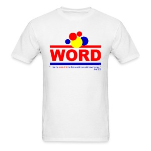 Word - Men's T-Shirt