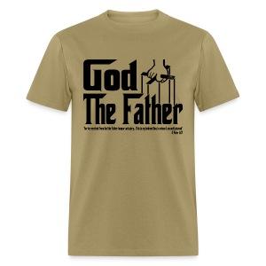 God The Father - Men's T-Shirt