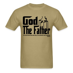 God The Father - Men's T-Shirt