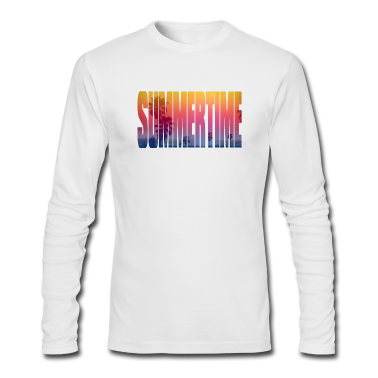 summertime Long Sleeve Shirts