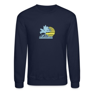 Mallorca (2c) Long Sleeve Shirts - Crewneck Sweatshirt