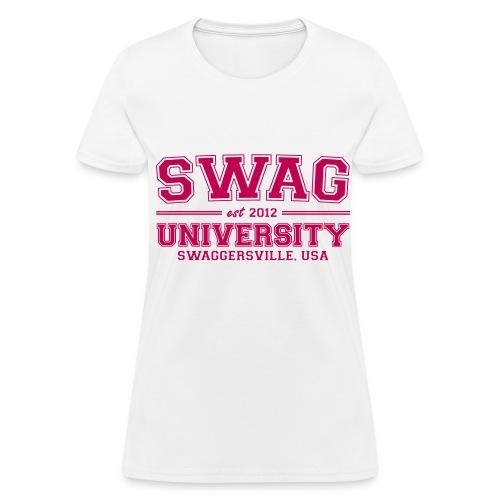 Swag School - Women's T-Shirt