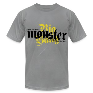 BB- Monster AA Tee - Men's T-Shirt by American Apparel