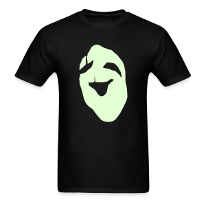 Scream for Me (Glowing) Standard T - Men's T-Shirt