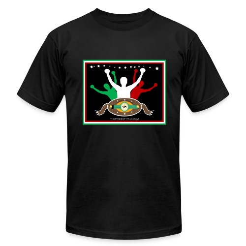 3 Champions tee - Men's Fine Jersey T-Shirt