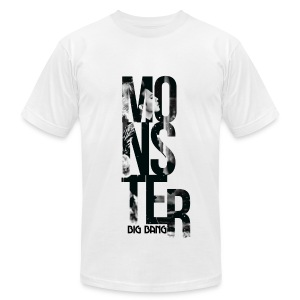 BB- GD Monster AA Tee - Men's T-Shirt by American Apparel