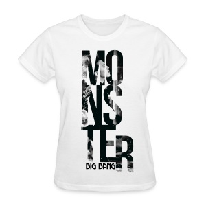 BB- GD Monster Women's Tee - Women's T-Shirt