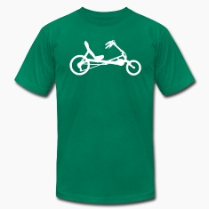 Recumbent Bicycle T-Shirt
