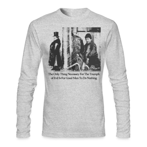 Triumph Long Sleeve - Men's - Men's Long Sleeve T-Shirt by Next Level