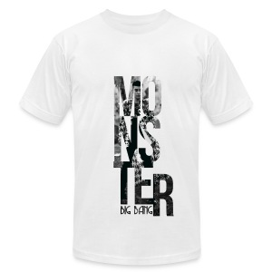 BB- Monster Seungri AA Tee - Men's T-Shirt by American Apparel
