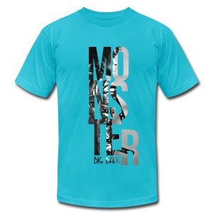 BB- Monster Taeyang AA Tee - Men's T-Shirt by American Apparel