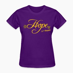 The Key · Hope Women's T-Shirts