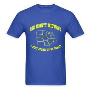 The Mighty Midwest - Men's T-Shirt