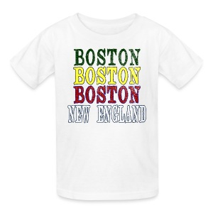 Boston Boston Boston - Kids' T-Shirt