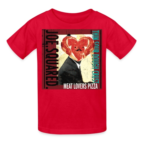 Meat Lovers Kid's T-shirt - Kids' T-Shirt