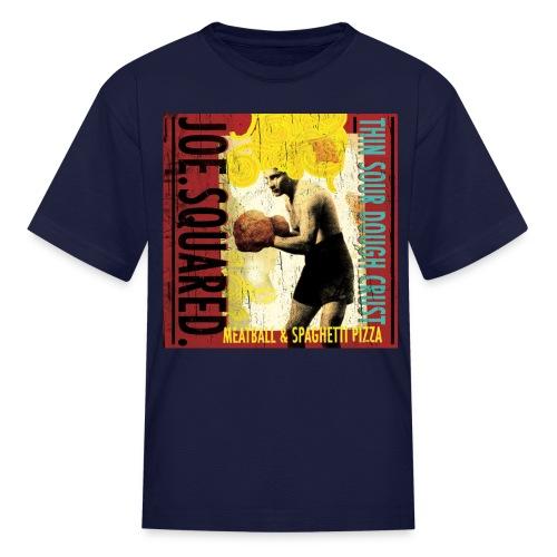 Meatball and Spaghetti Kid's T-shirt - Kids' T-Shirt