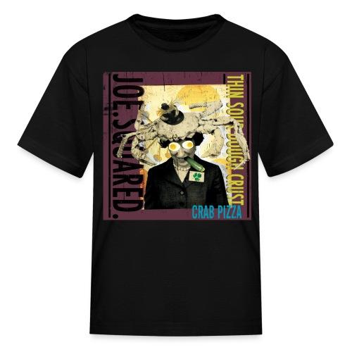 Crab Pizza Kid's T-shirt - Kids' T-Shirt